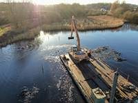 Kings Mill Reservoir Restoration